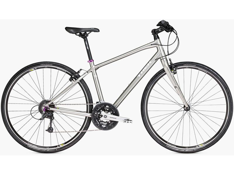 Купить Велосипед Trek 7.4 FX WSD (2016)