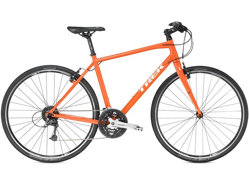 Купить Велосипед Trek 7.4 FX (2016) в интернет магазине велосипедов. Выбрать велосипед. Цены, фото, отзывы