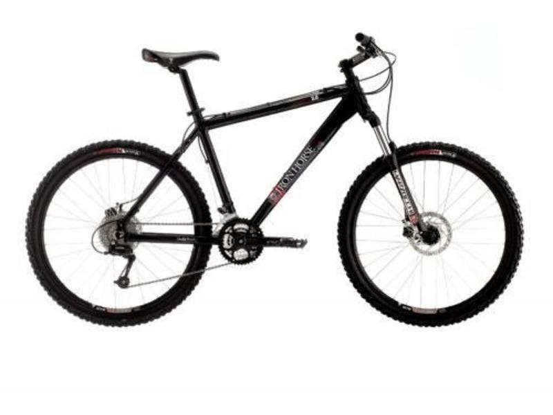 Купить Велосипед Iron Horse WARRIOR 3.0 (2007) в интернет магазине. Цены, фото, описания, характеристики, отзывы, обзоры