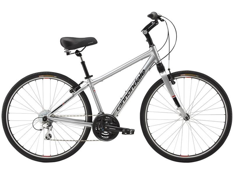 Купить Велосипед Cannondale Adventure 1 (2016) в интернет магазине. Цены, фото, описания, характеристики, отзывы, обзоры