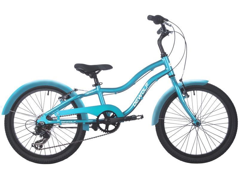 Купить Велосипед Dewolf Sand 210 (2017)
