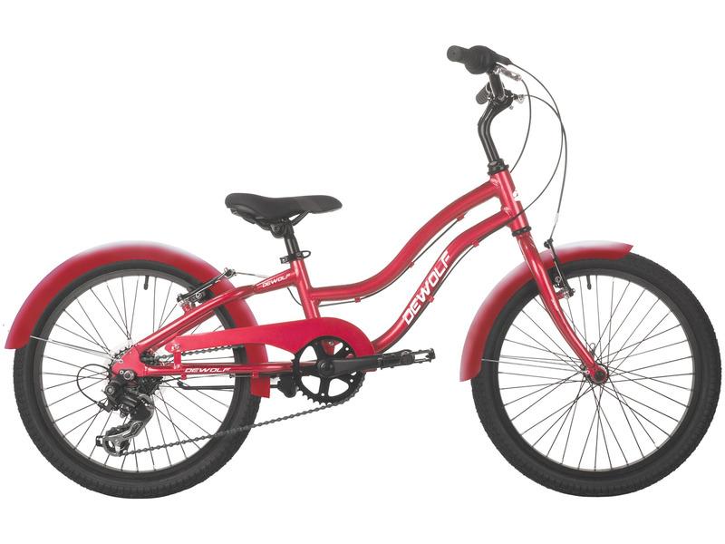 Купить Велосипед Dewolf Wave 210 (2017)
