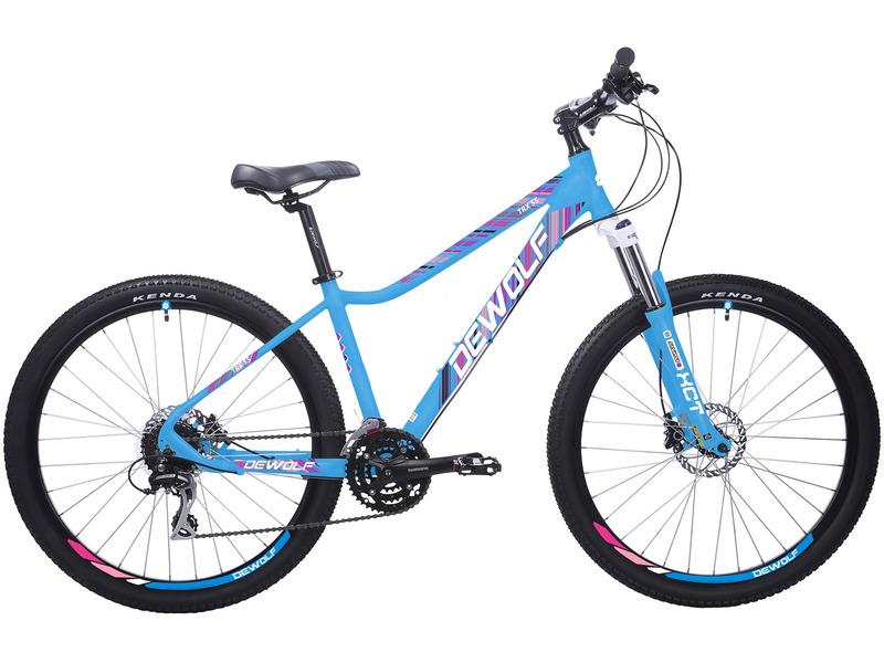Купить Велосипед Dewolf TRX 55 (2017)