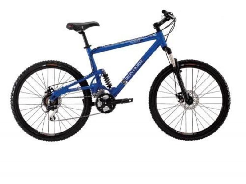 Купить Велосипед Iron Horse MAVERICK 2.0 (2007) в интернет магазине. Цены, фото, описания, характеристики, отзывы, обзоры
