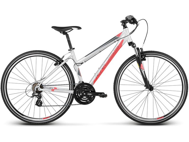 Купить Велосипед Kross Evado 1.0 Lady (2017) в интернет магазине. Цены, фото, описания, характеристики, отзывы, обзоры