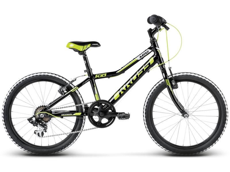 Купить Велосипед Kross Hexagon Mini (2017) в интернет магазине. Цены, фото, описания, характеристики, отзывы, обзоры