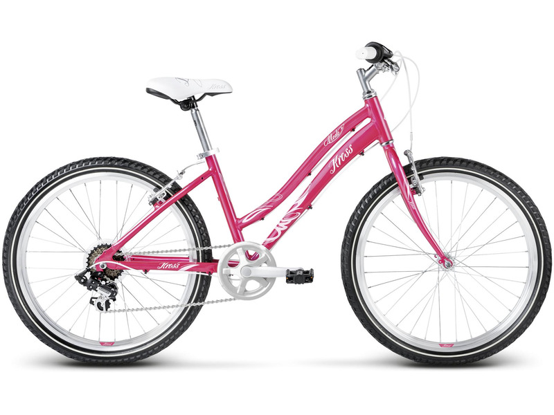 Купить Велосипед Kross Modo 24 (2017) в интернет магазине. Цены, фото, описания, характеристики, отзывы, обзоры