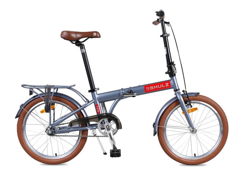 Купить Велосипед Shulz Mika (2017) в интернет магазине. Цены, фото, описания, характеристики, отзывы, обзоры