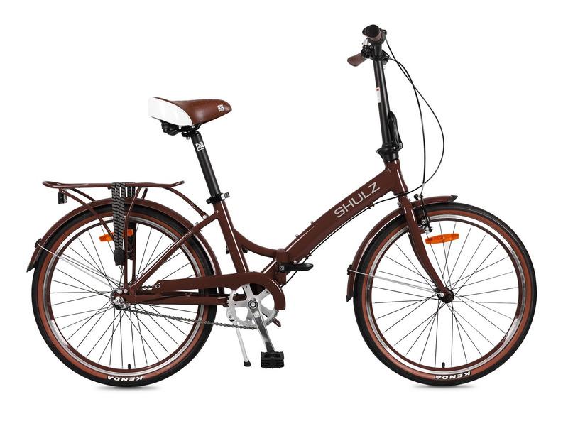 Купить Велосипед Shulz Krabi C (2017) в интернет магазине. Цены, фото, описания, характеристики, отзывы, обзоры