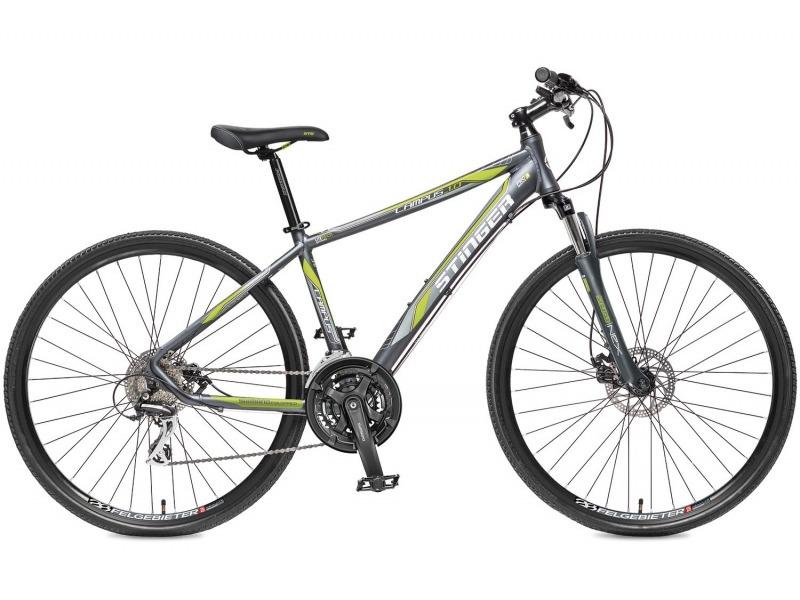 Купить Велосипед Stinger Campus 1.0 (2017) в интернет магазине. Цены, фото, описания, характеристики, отзывы, обзоры