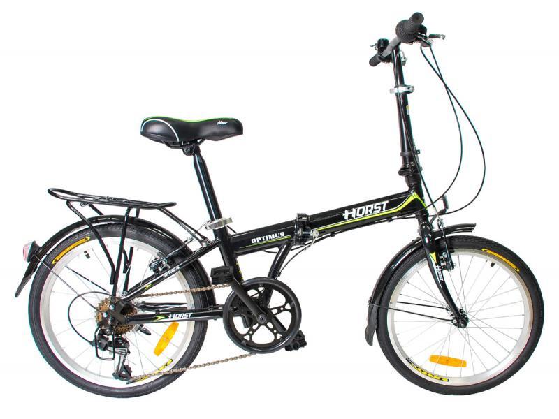 Велосипед Horst Optimus (2017)  - купить со скидкой