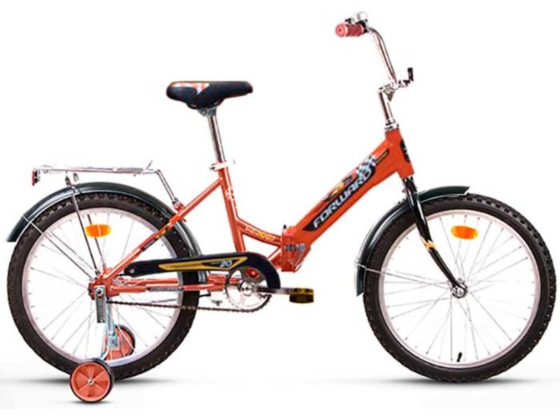 Купить Велосипед Forward Racing 20 Compact (2017) в интернет магазине. Цены, фото, описания, характеристики, отзывы, обзоры