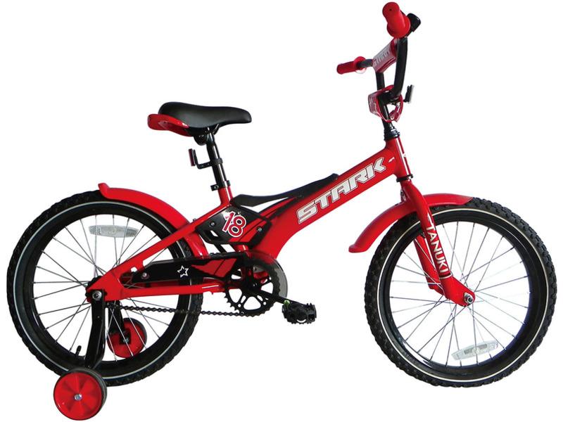 Купить Велосипед Stark Tanuki 18 Boy ST (2017)