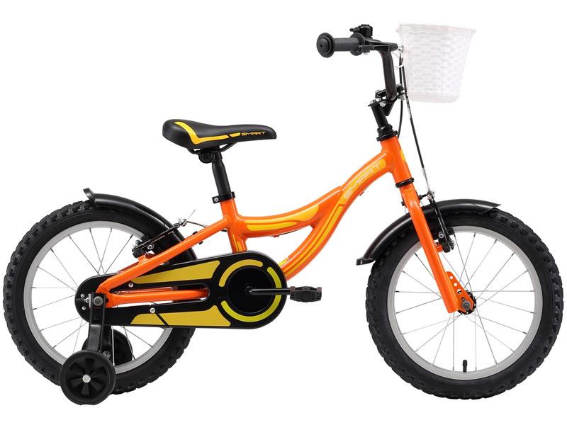 Велосипед Smart Girl 16 2017