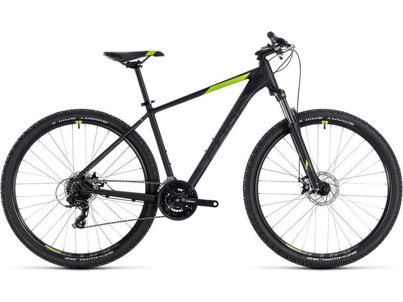 Купить Велосипед Cube Aim 27.5 (2018)