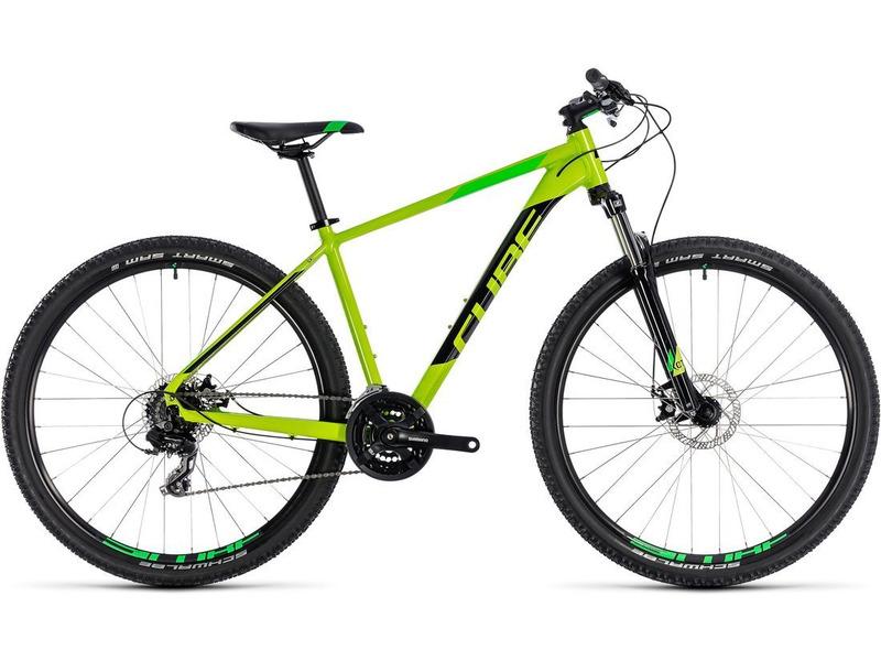 Купить Велосипед Cube Aim 29 (2018)