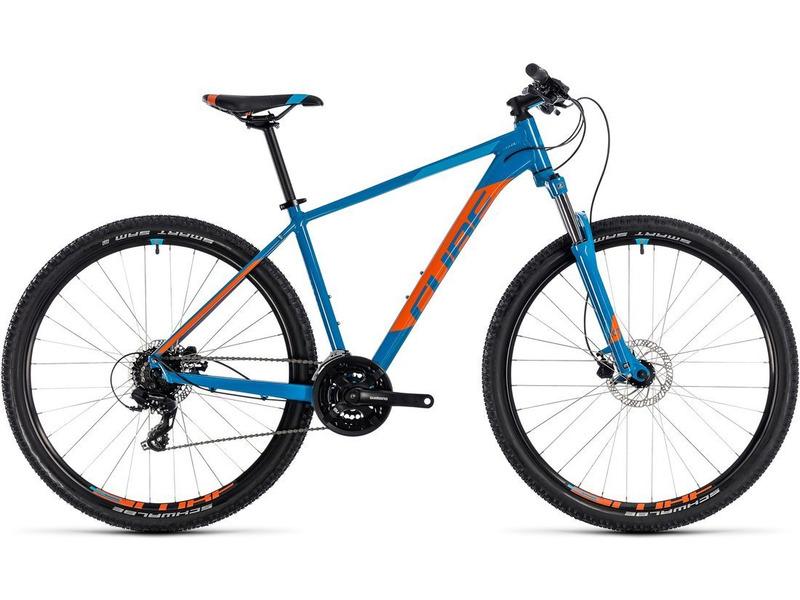 Купить Велосипед Cube Aim Pro 29 (2018)