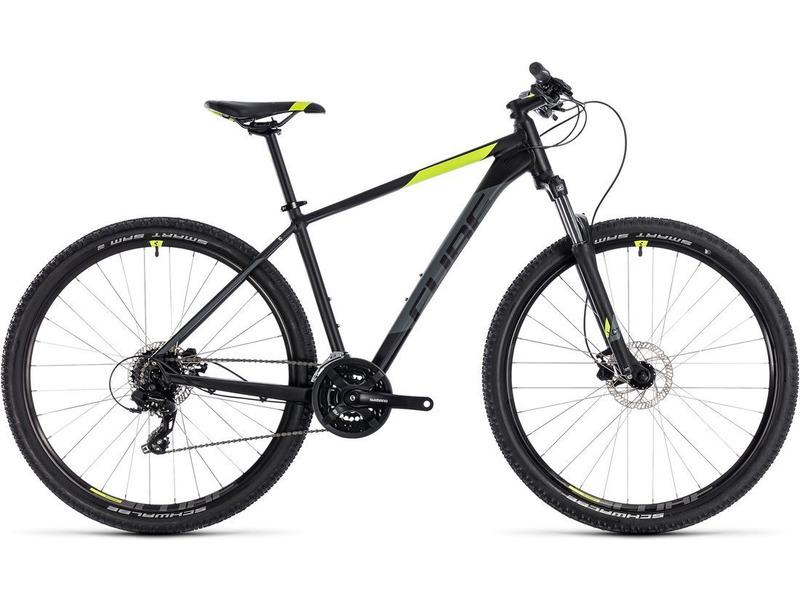 Купить Велосипед Cube Aim Pro 27.5 (2018)