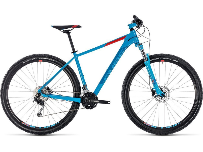 Купить Велосипед Cube Aim SL 27.5 (2018)