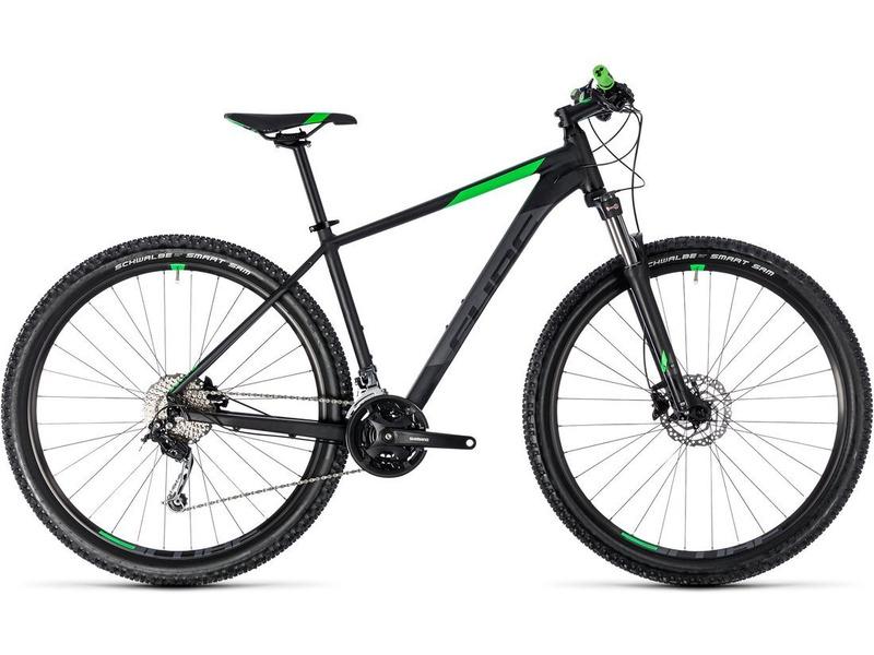 Купить Велосипед Cube Aim SL 29 (2018)