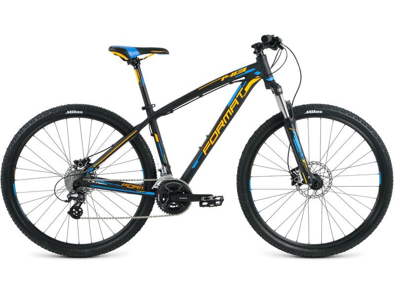 Купить Велосипед Format 1413 29 (2016) в интернет магазине велосипедов. Выбрать велосипед. Цены, фото, отзывы