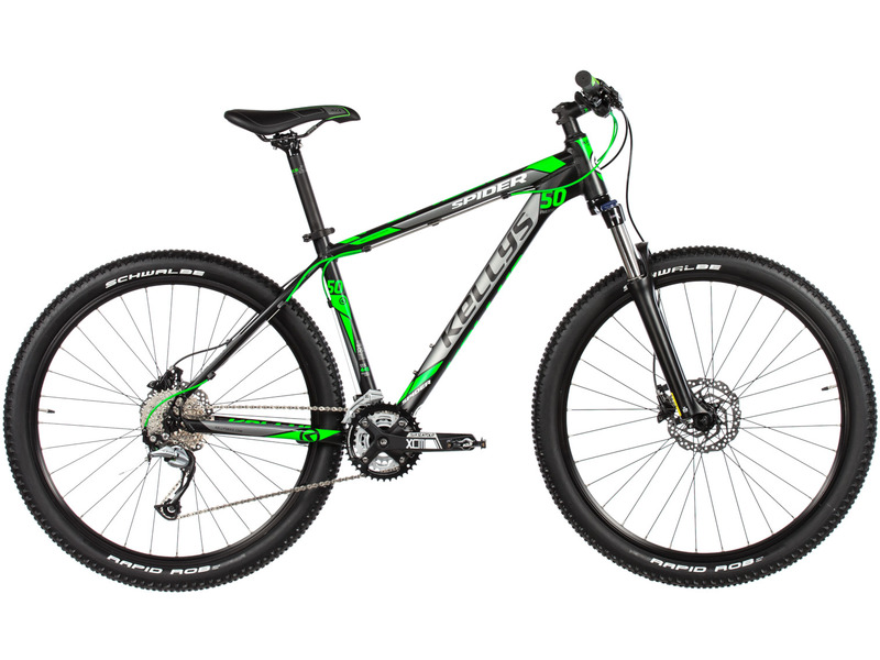 Купить Велосипед Kellys Spider 50 (2017)