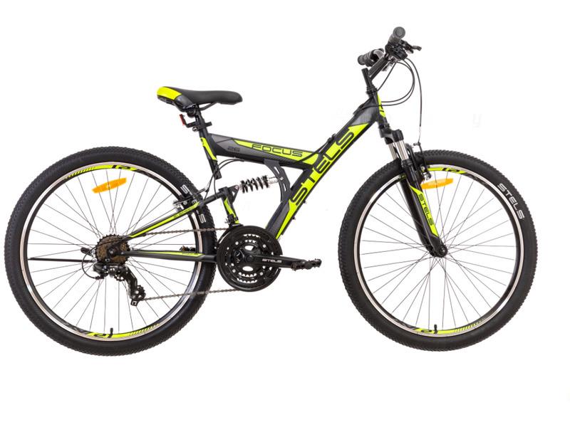 Купить Велосипед Stels Focus V 21sp V030 (2017)