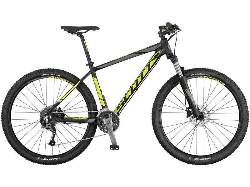 Купить Велосипед Scott Aspect 740 (2017)