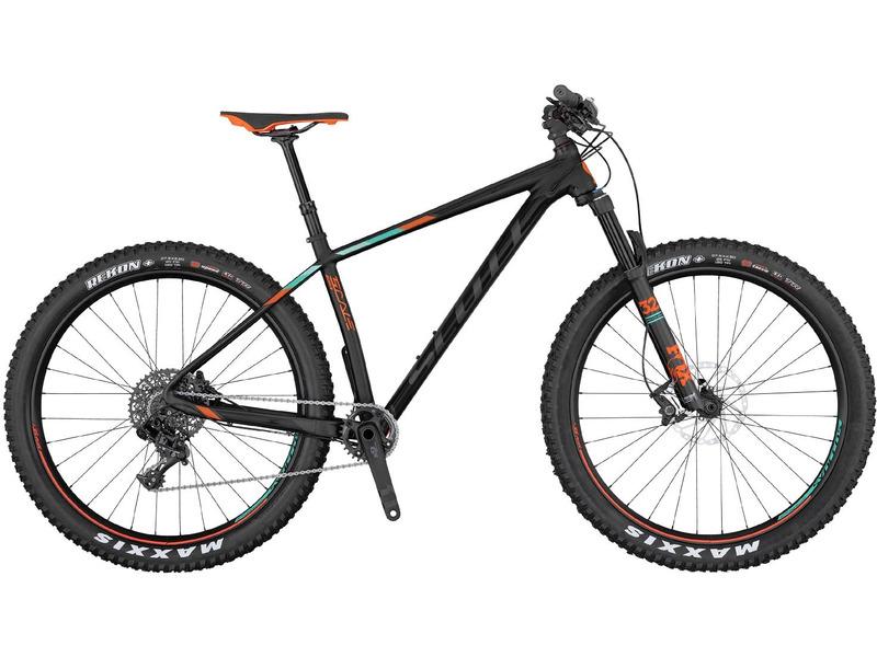 Купить Велосипед Scott Scale 710 Plus (2017)
