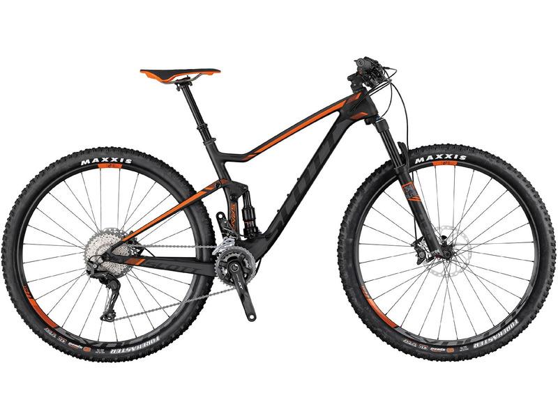 Велосипед Scott Spark 710 (2017)  - купить со скидкой