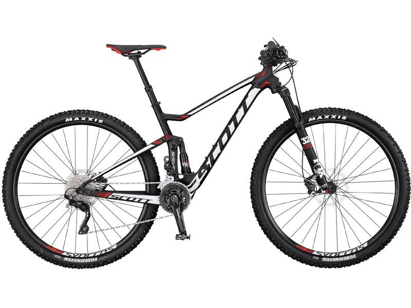Купить Велосипед Scott Spark 750 (2017)