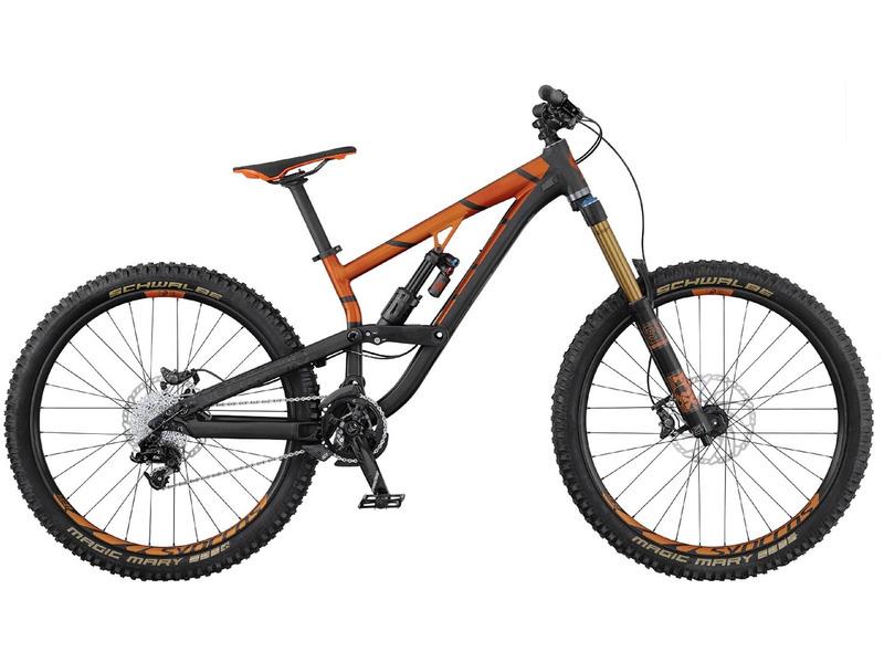 Купить Велосипед Scott Voltage FR 710 (2017)