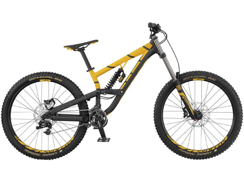 Купить Велосипед Scott Voltage FR 720 (2017) в интернет магазине. Цены, фото, описания, характеристики, отзывы, обзоры