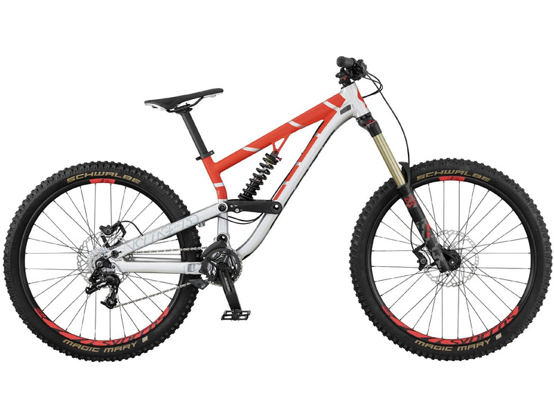 Купить Велосипед Scott Voltage FR 730 (2017)
