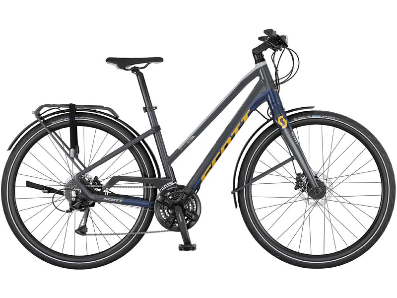 Купить Велосипед Scott Silence 30 Lady (2017) в интернет магазине. Цены, фото, описания, характеристики, отзывы, обзоры
