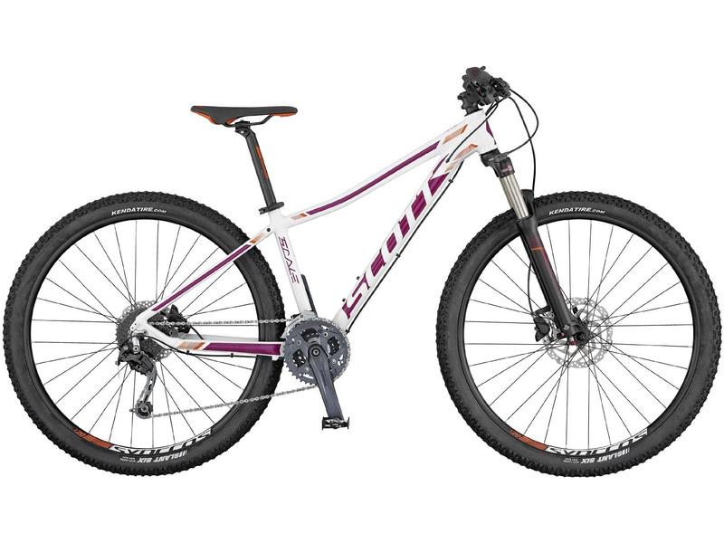 Велосипед Scott Contessa Scale 740 (2017)  - купить со скидкой