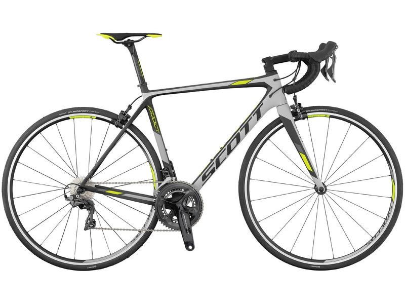Купить Велосипед Scott Addict 10 (2017)