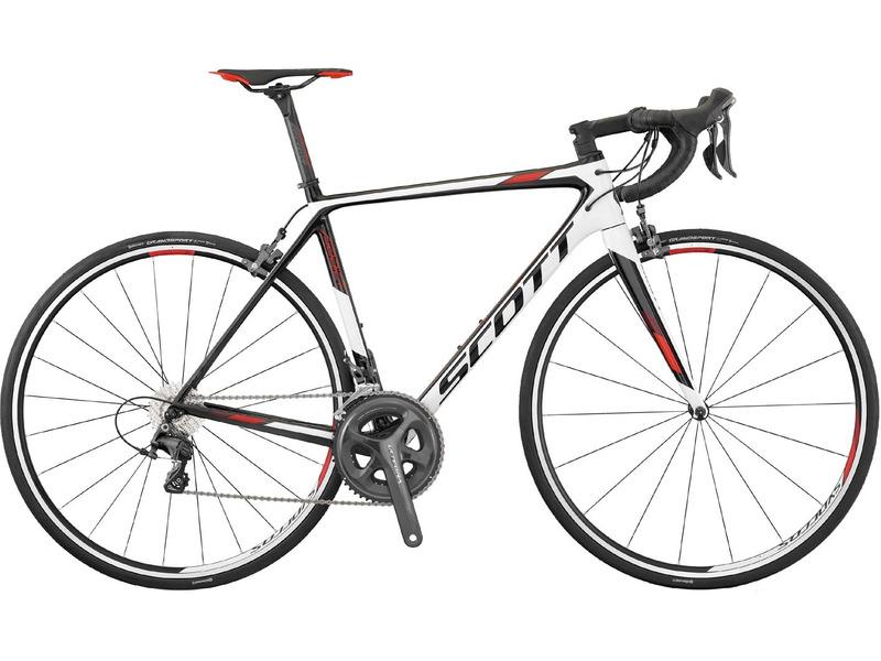 Купить Велосипед Scott Addict 20 (2017)