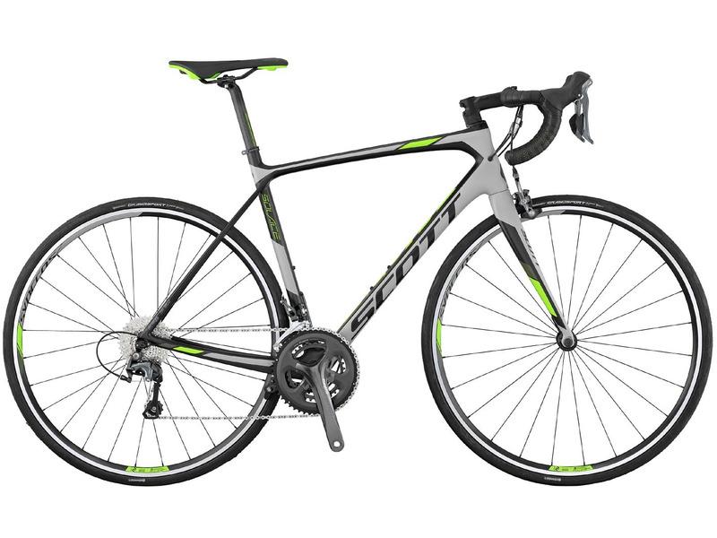 Купить Велосипед Scott Solace 30 (2017)