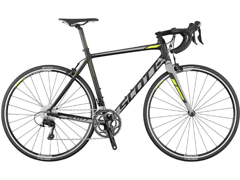 Купить Велосипед Scott Speedster 10 (2017) в интернет магазине. Цены, фото, описания, характеристики, отзывы, обзоры