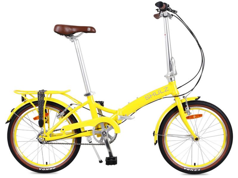 Goa V (2017)Велосипеды Складные<br>Складной прогулочный велосипед с оборудованием планетарного типа Shimano, 3 скорости. Технические особенности: складная алюминиевая рама сплав 6061, жесткая стальная вилка, двойные алюминиевые обода, надежные ободные тормоза V-brake, подножка, крылья, звонок, катафоты, светоотражатели. Подходит для прогулочного катания в городских условиях. Диаметр колес - 20 дюймов. Вес - 12,5 кг.<br><br>Рама: Алюминиевый сплав 6061, складная<br>Вилка: Сталь Hi-Ten, без амортизатора<br>Тормоза: Ободные (V-brake)<br>Передняя втулка: Алюминиевая, 74 мм, закрытые промышленные подшипники<br>Задняя втулка: Shimano Nexus SG-3R40, планетарная, 3 скорости, 120 мм, звезда 16 зубьев<br>Система: Звезда 40 зубьев, шатуны 170 мм<br>Каретка: Neco B910 картридж, закрытые промышленные подшипники, размер 68/118 мм<br>Педали: Складные, ударопрочный пластик<br>Рулевая колонка: Neco H125 алюминиевая полуинтегрированная безрезьбовая<br>Вынос: Складной, алюминиевый, регулируемый, 380 мм<br>Подседельный штырь: Алюминиевый, длина 580 мм, диаметр 33,9 мм<br>Седло: 270?160 мм, кожезаменитель, мягкий упругий наполнитель<br>Обода: Двойные фрезерованные алюминиевые, 28 спиц<br>Покрышки: Kenda K1045 20х2,00?, камера с автониппелем<br>Цвета выпускаемые: белый, желтый, оранжевый, черный, зеленый, серый, коричневый<br>Размеры выпускаемые: Один размер на рост 150–200 см