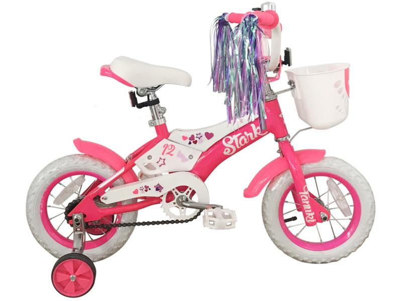 Купить Велосипед Stark Tanuki 12 Girl (2018)