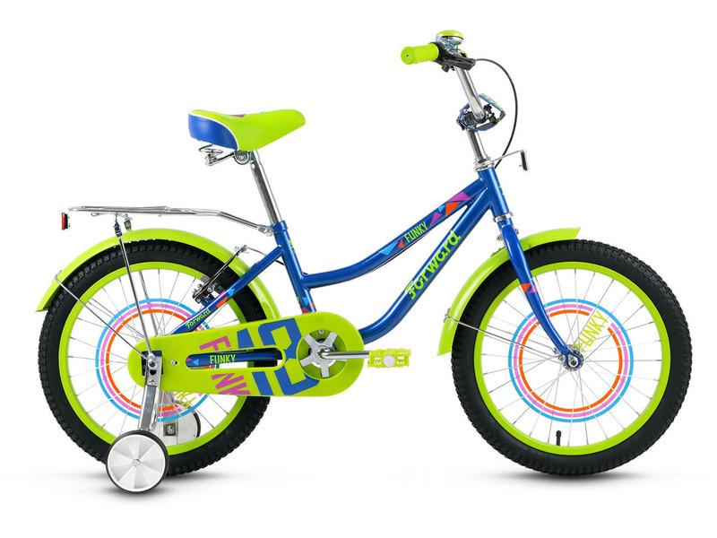Велосипед Forward Funky 18 Boy (2017)  - купить со скидкой
