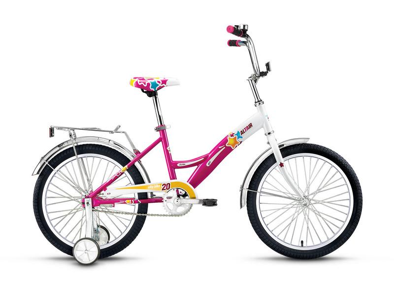 Купить Велосипед Altair City Girl 20 (2017) в интернет магазине. Цены, фото, описания, характеристики, отзывы, обзоры