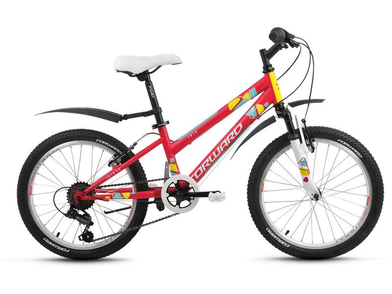 Купить Велосипед Forward Iris 20 (2017) в интернет магазине. Цены, фото, описания, характеристики, отзывы, обзоры