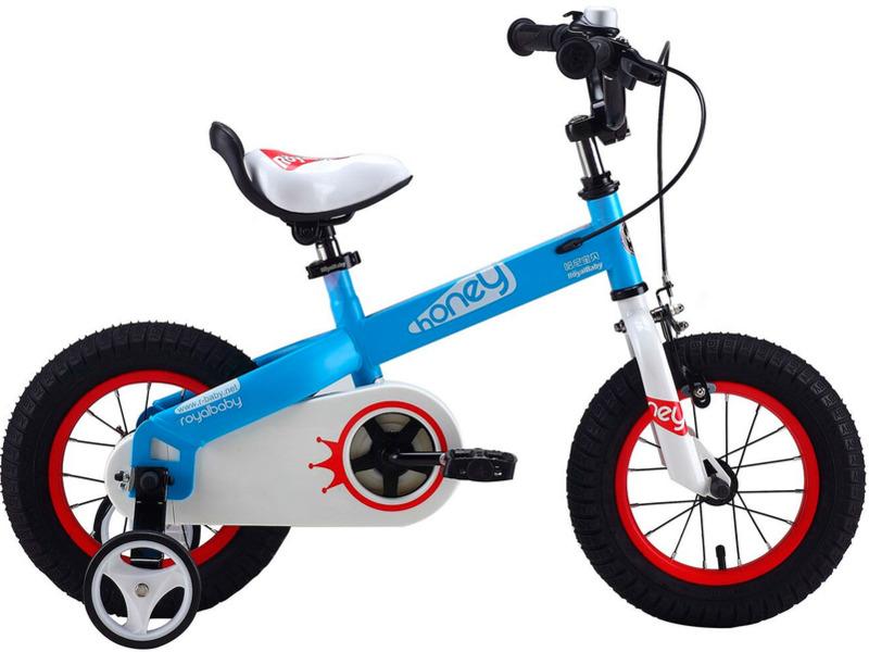 Велосипеды Детские Royal-baby Royal Baby Honey Steel 14 (2020) фото