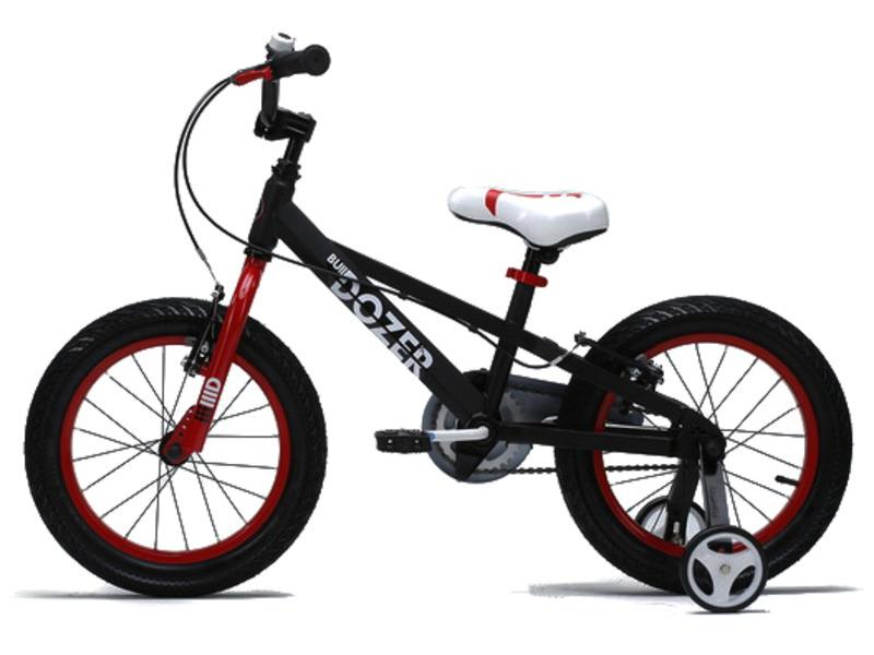 Велосипеды Детские Royal-baby Royal Baby Bull Dozer 16 (2020) фото