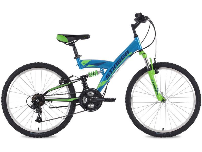 Купить Велосипед Stinger Banzai 24 (2018)