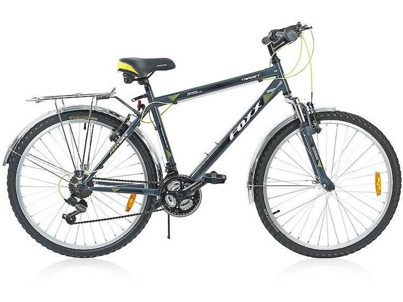 Купить Велосипед Foxx Target 26 (2015) в интернет магазине. Цены, фото, описания, характеристики, отзывы, обзоры