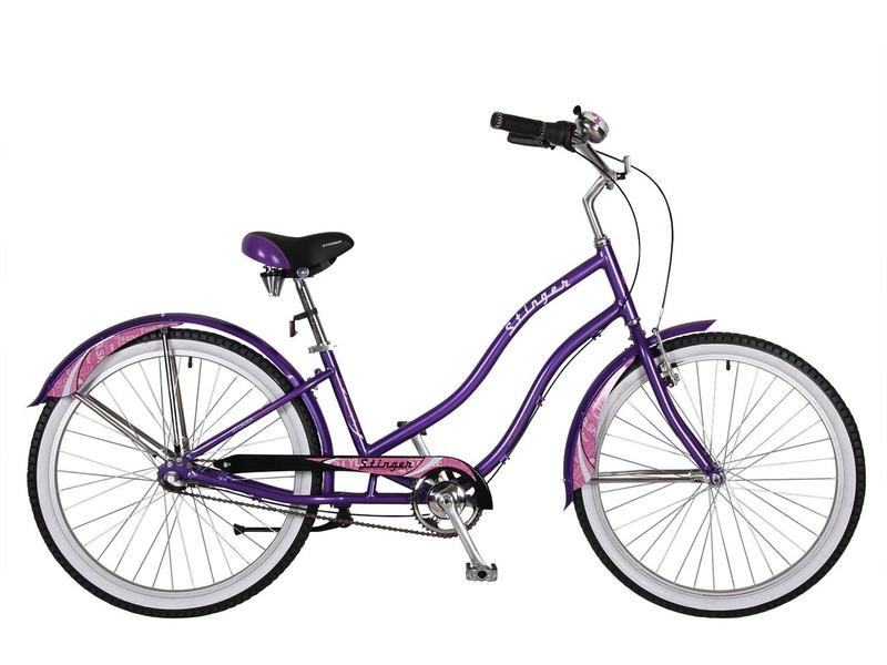 Велосипед Stinger Cruiser Lady Nexus 26 2015